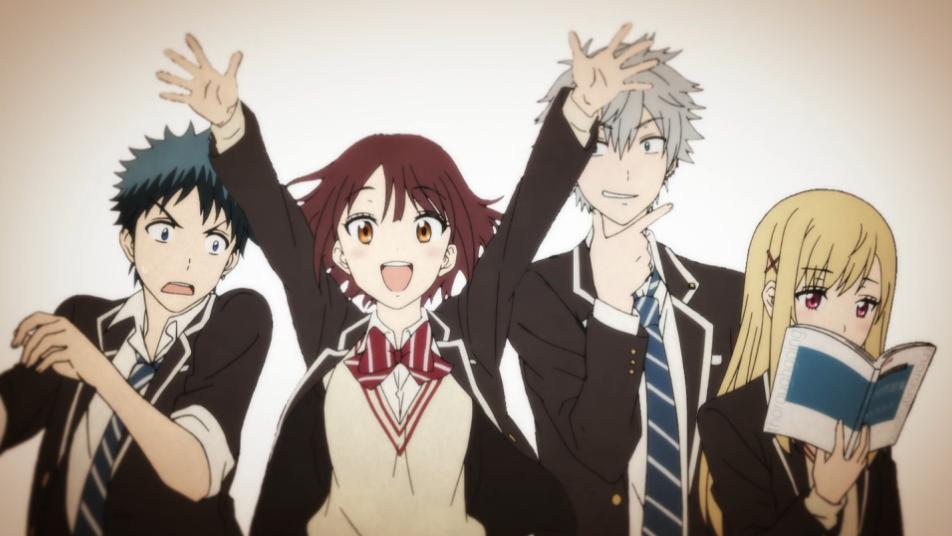 Spring 2015 Anime Retr...