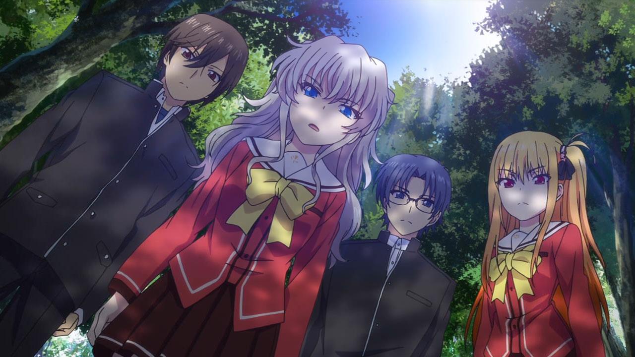 Charlotte Anime Serien Stream
