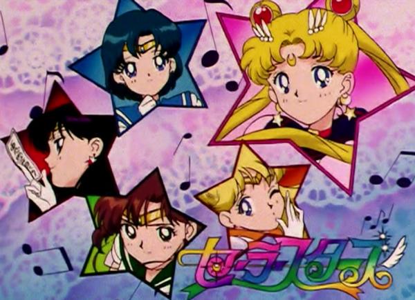 Sailor Moon main characters