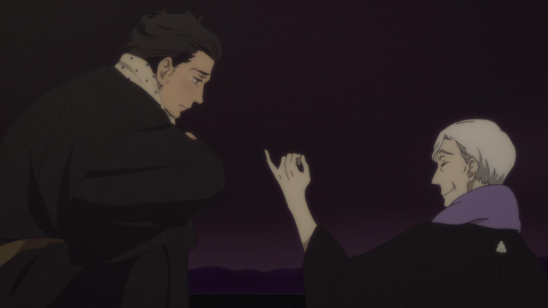 Showa Genroku Rakugo Shinju Season 2 Episode 11 The Josei Next
