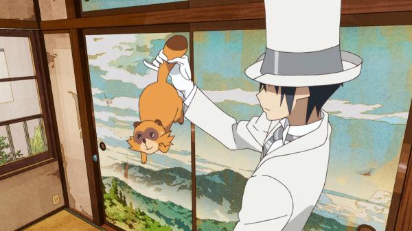 Yasaburo and the Nidaime