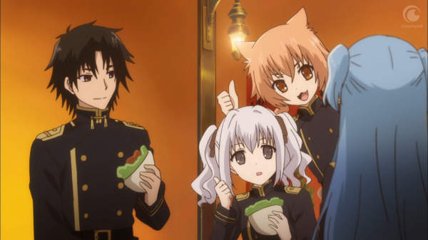 WorldEnd - Willem, Ithea, and Ren